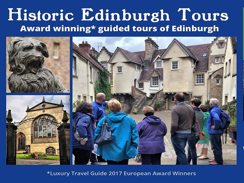 Historic Edinburgh Tours Ltd