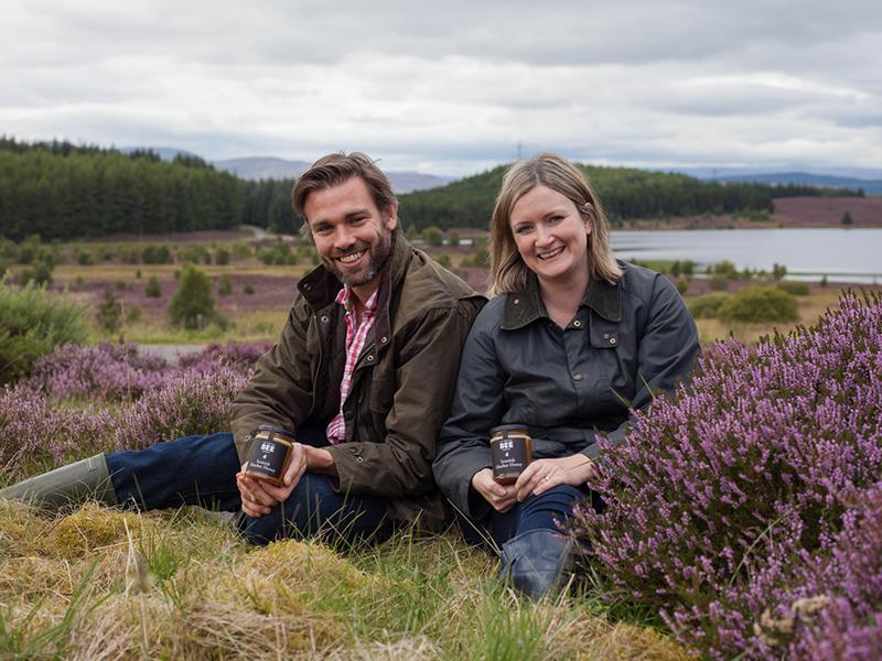 Scientific breakthrough creates buzz for Scottish Bee Company