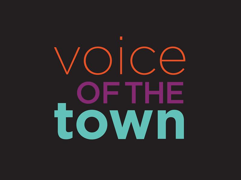 Voice Of The Town Glasgow