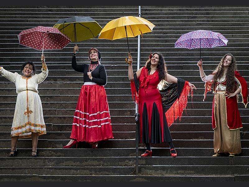 Refugee Festival Scotland comes to Edinburgh