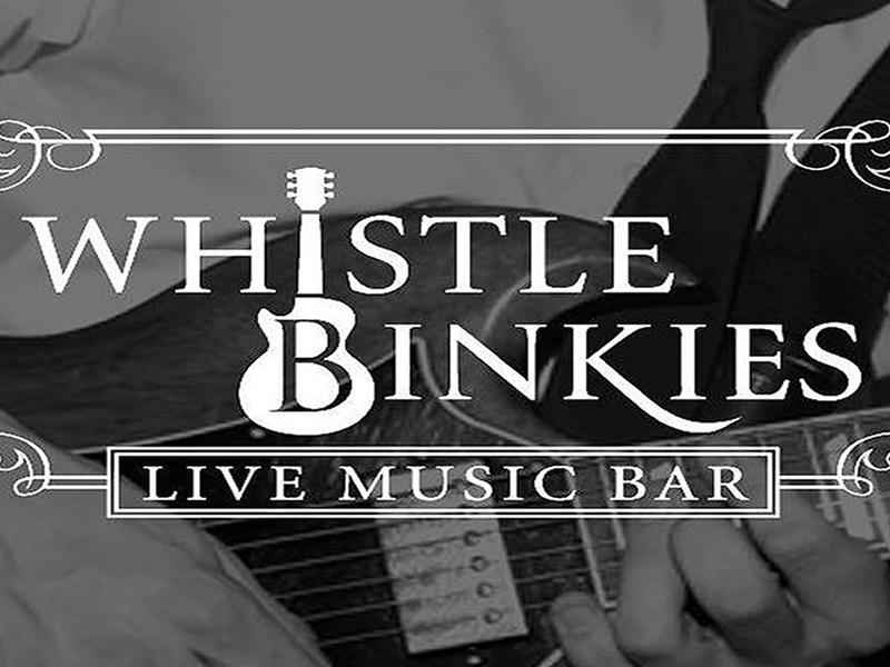 Live Music at Whistle Binkies Gigs in October