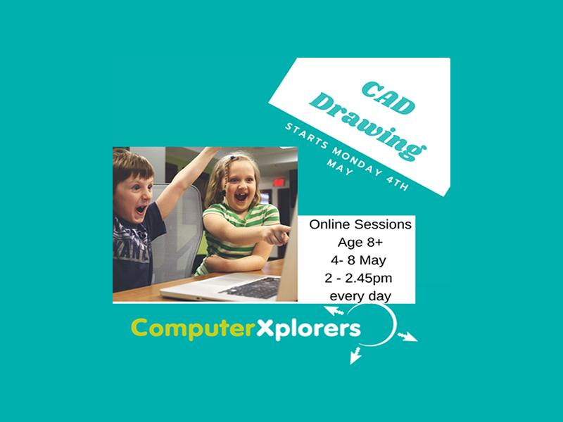 Introduction to Computer Aided Design (CAD) - Online Course for Kids
