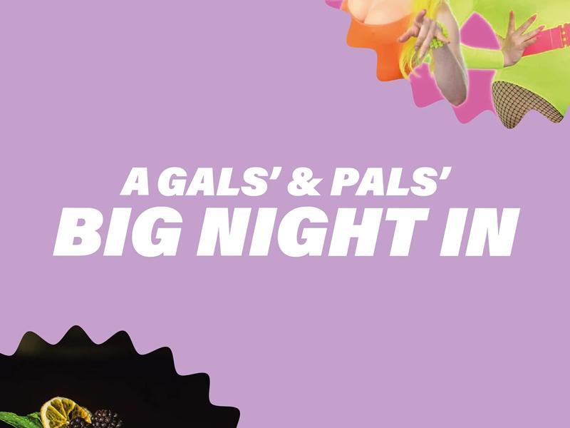 Gals & Pals Night In