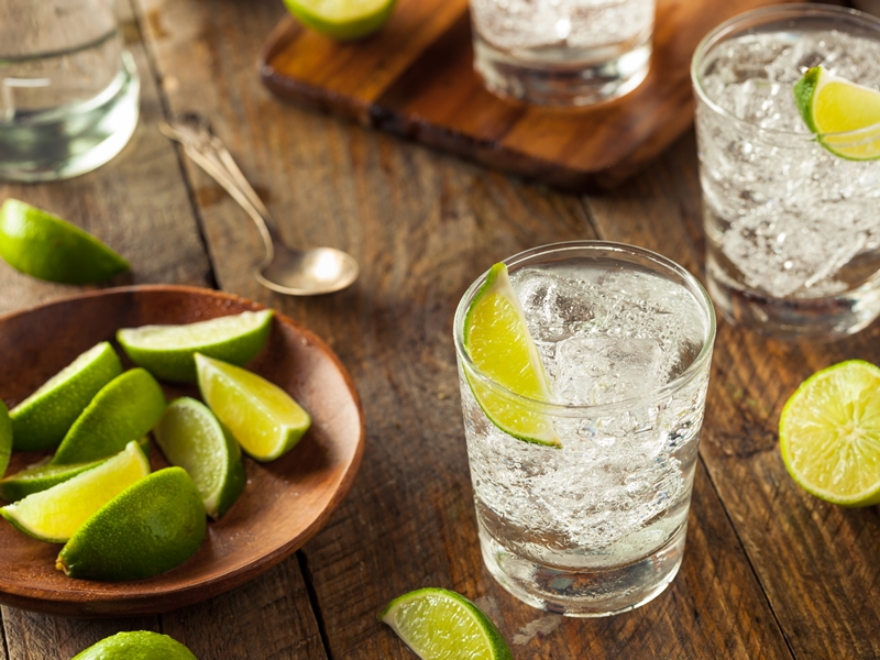 'Meet the Distiller' Tasting with McLean's Gin