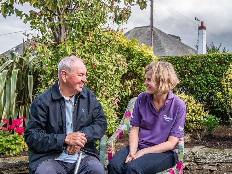 Dobbies release podcast to mark first Stroke Prevention Day
