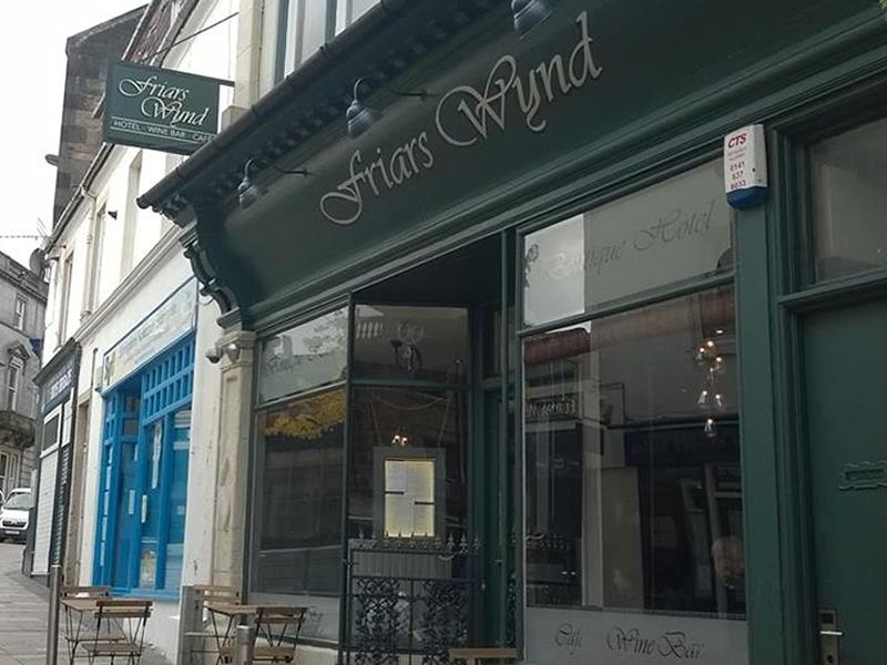 Friars Wynd Hotel And Wine Bar