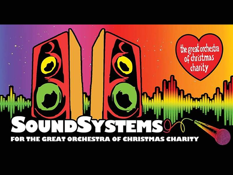 Sound Systems for the Great Orchestra of Christmas Charity