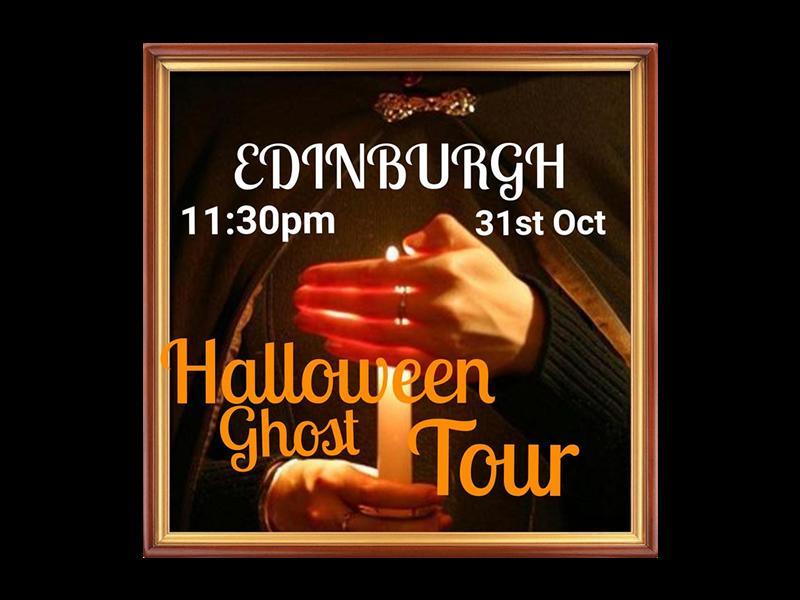 Halloween Edinburgh Ghost Tour