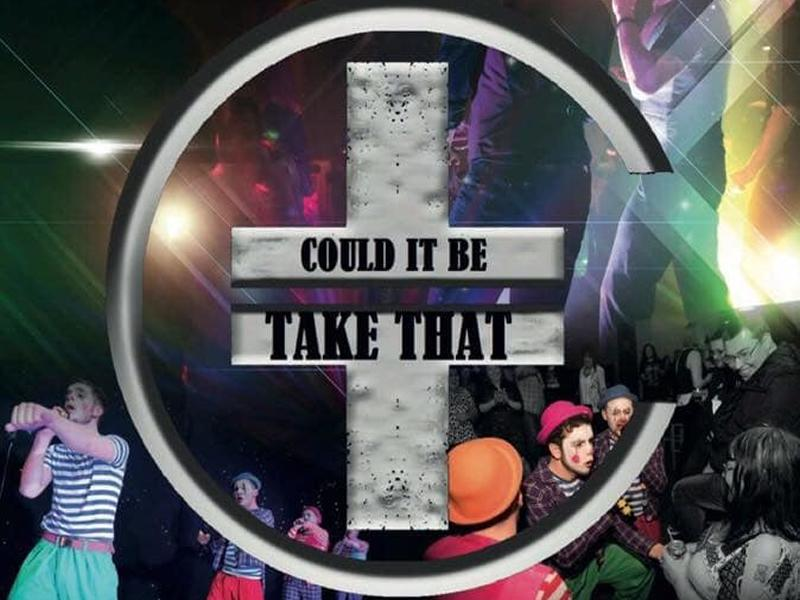 Boy Band Tribute Night with Could it be Take That