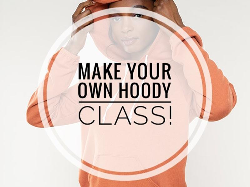 Make Your Own Hoody With Sew Confident LIVE!