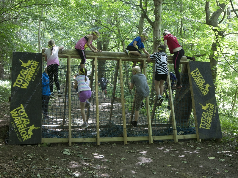Total Warrior Event Launches New Kids Race in September