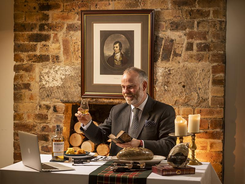 Macsween of Edinburgh Virtual Burns Supper