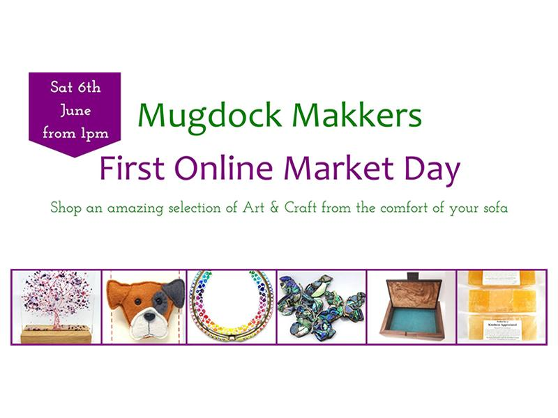Mugdock Makkers Facebook Market Day
