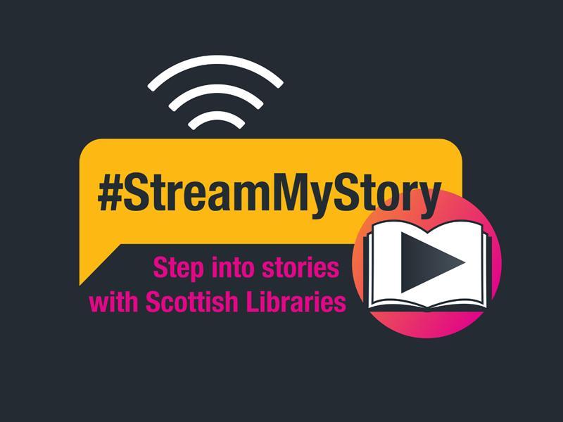 #StreamMyStory