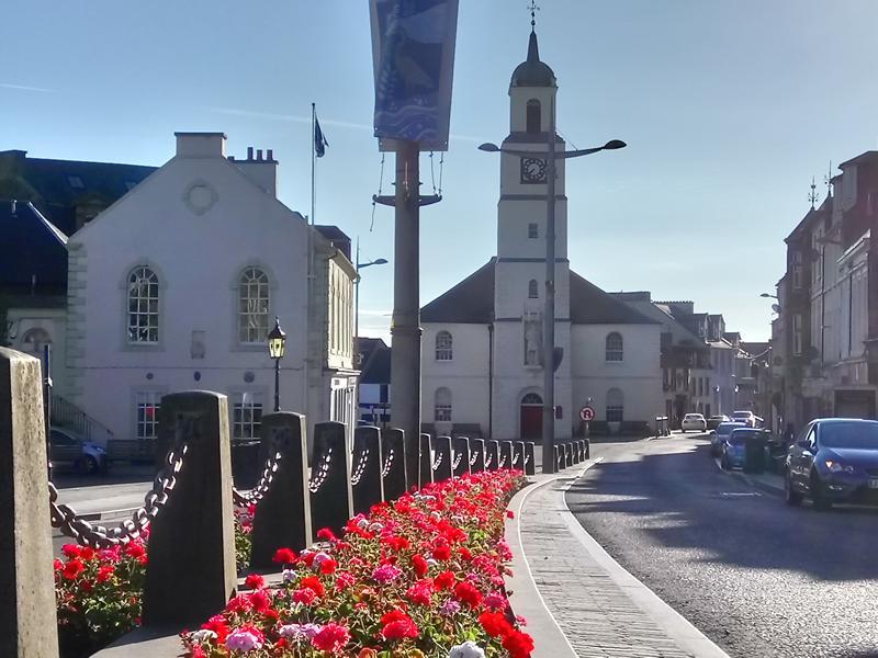 Development Trust drives for new members in Lanark