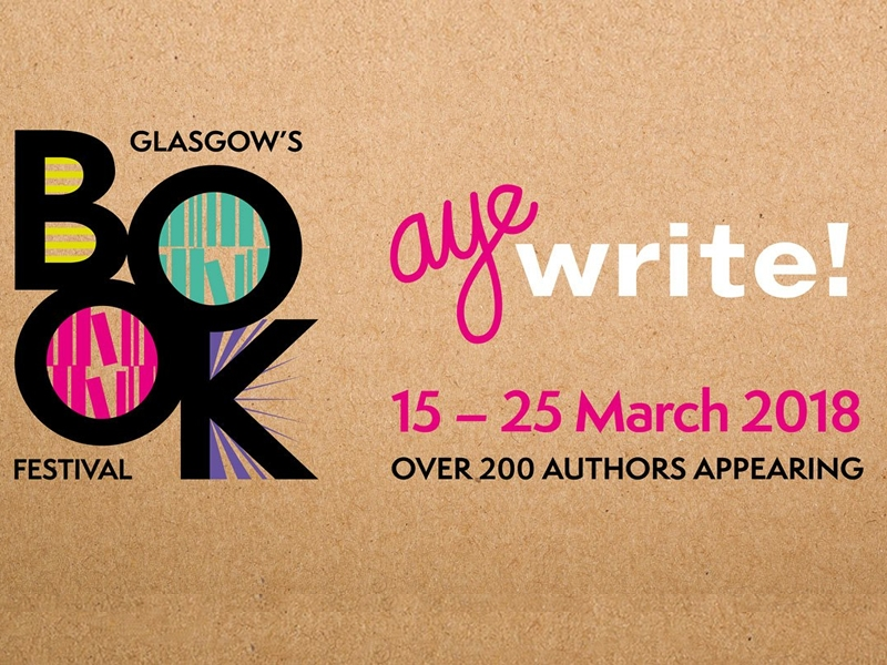 Aye Write! and Wee Write! return in March!