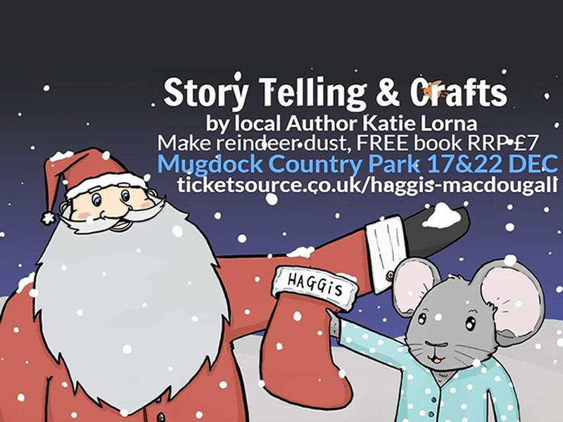 Christmas Storytelling Session and Craft Making
