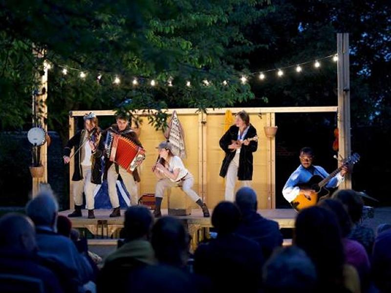 Shakespeare at the Castle: The Merry Wives of Windsor
