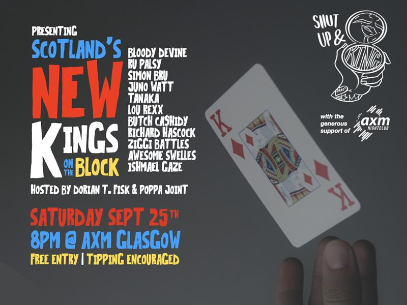 Scotland's New Kings On The Block
