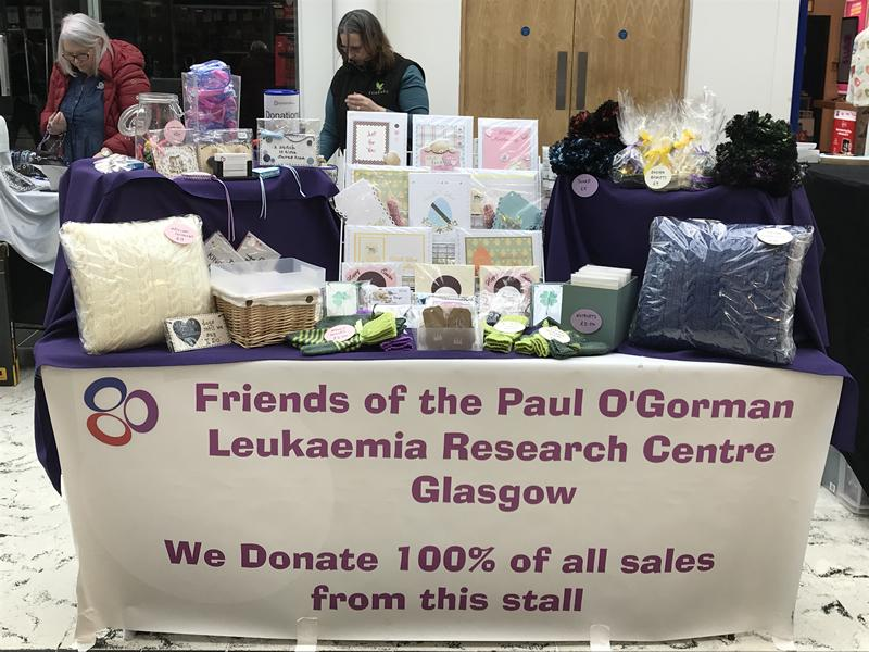 Paul O'Gorman Christmas Fair & Tearoom