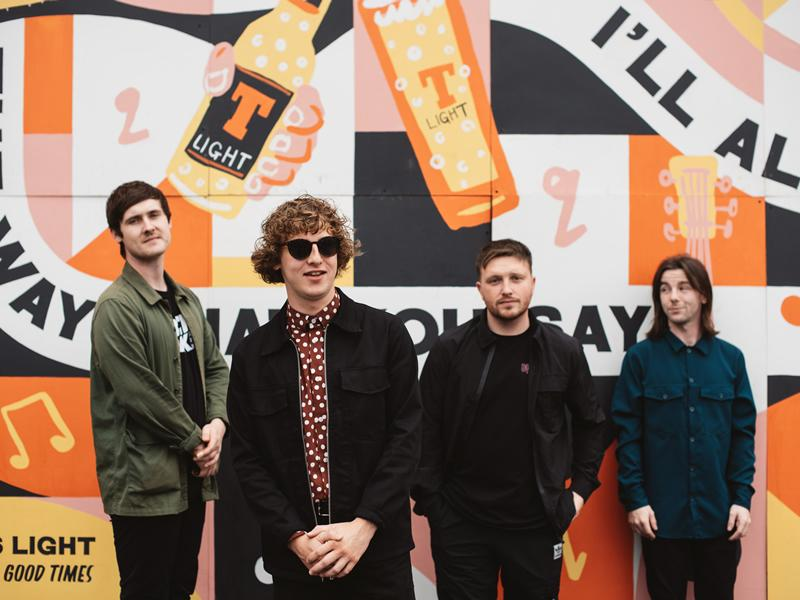 Win behind the scenes access to the final night of The Snuts at The Barrowlands!