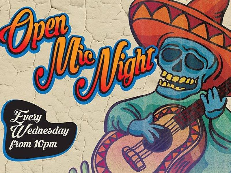 Mango Jam Session - Open Mic Night