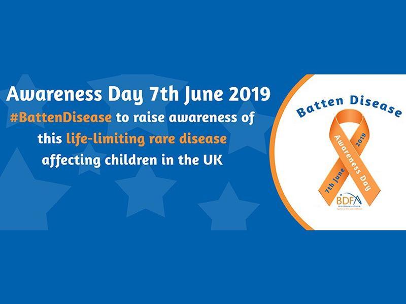 Scottish Landmarks to turn orange for Batten Disease Awareness Day