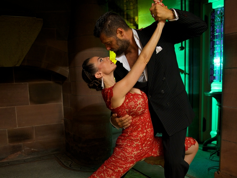 Paisley shows its passion for Tango Festival