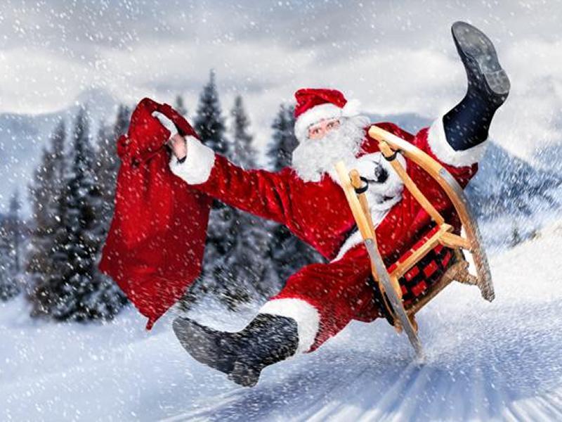 Christmas SOS (Outdoor Event)