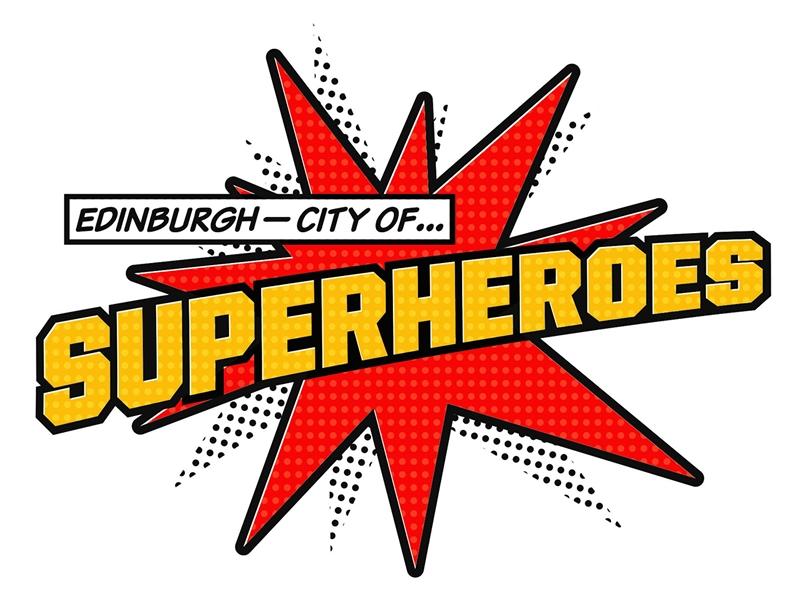 Edinburgh becomes City of Superheroes