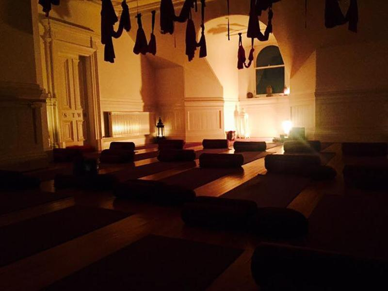 Candlelit Yoga for Winter
