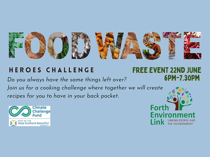 Food Waste Heroes Cooking Challenge