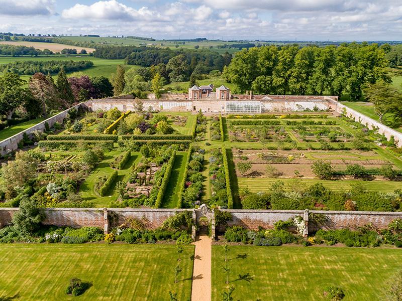 Preston Hall Walled Garden