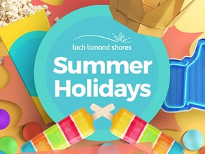 Summer Fun at Loch Lomond Shores