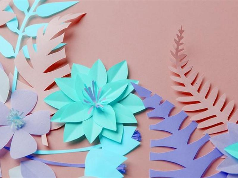 Papercraft with Maggie McCabe