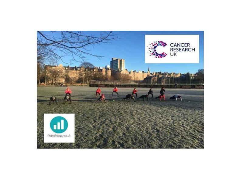 New Year Charity Boot Camp