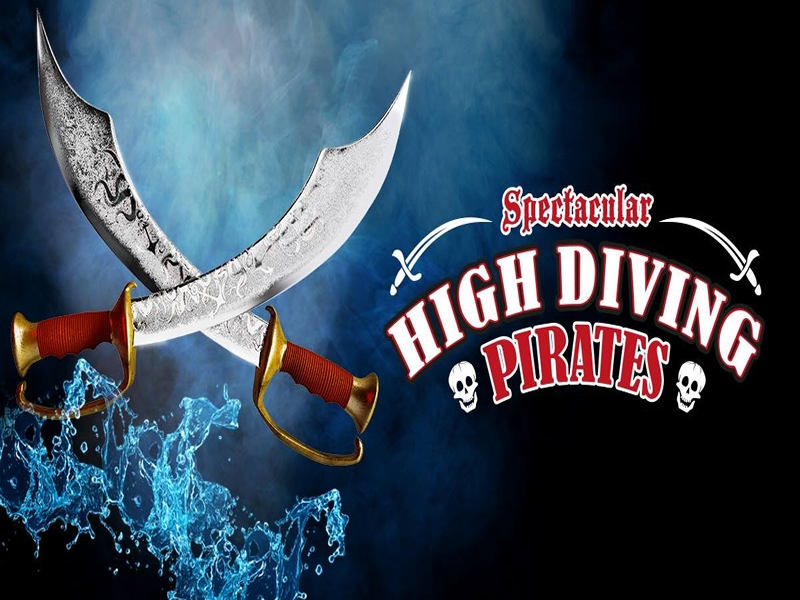 The Spectacular High Diving Pirates