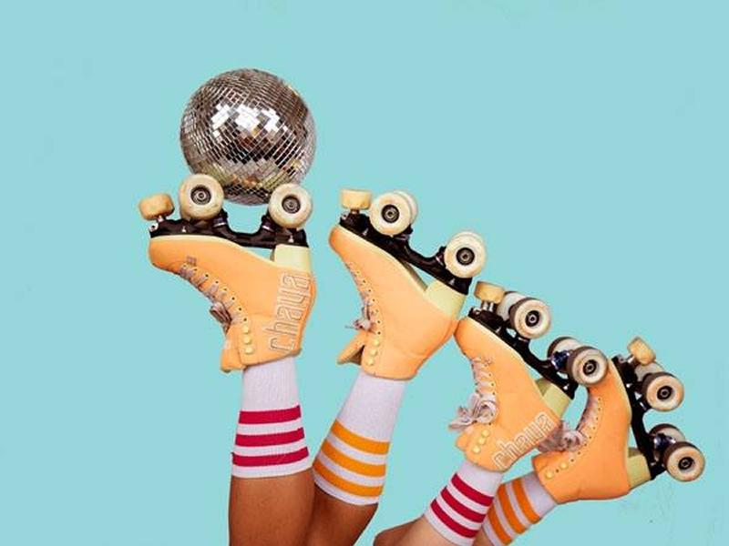 Sugar and Spin Skate Fest: Roller Disco