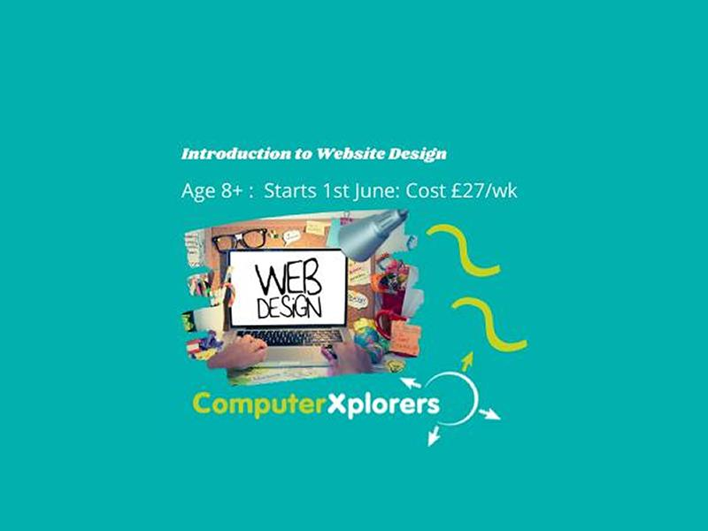 Introduction to Web Design - Online Course for Kids