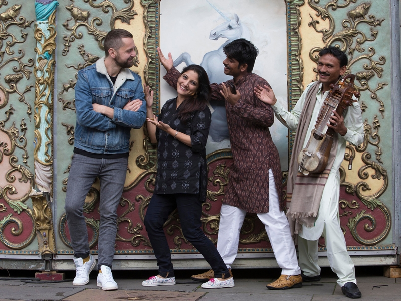 Spree festival launches with Scottish Indian concert link up