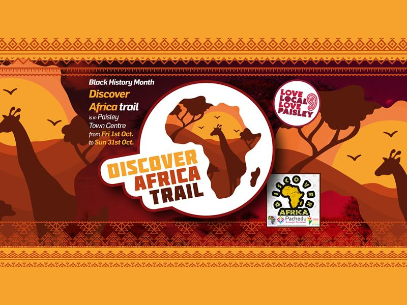 Discover Africa Trail