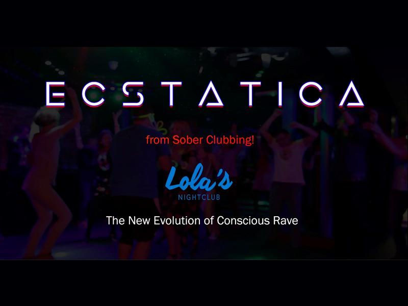 E C S T A T I C A from Sober Clubbing