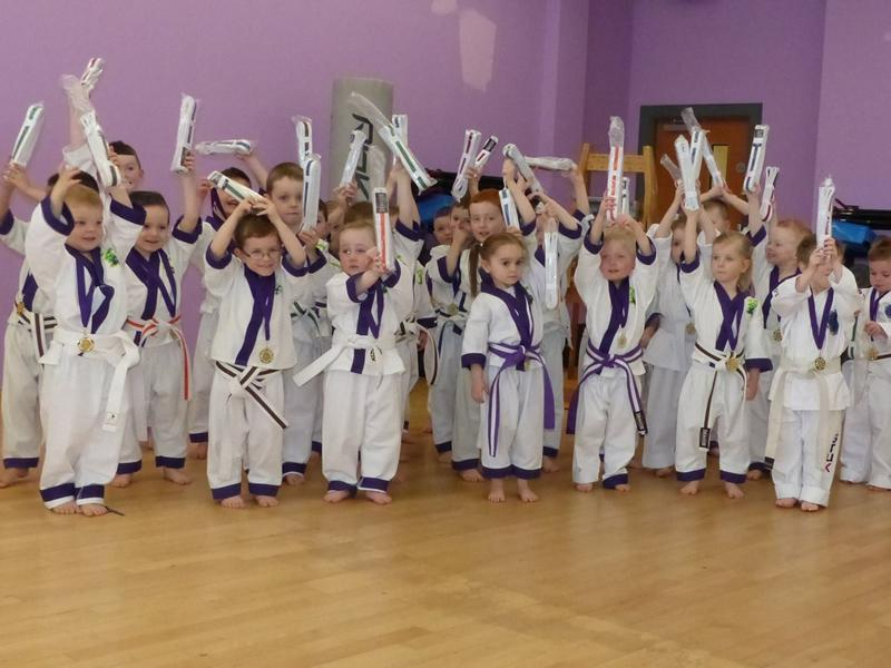 XS Taekwondo Glasgow: ABC Dragons