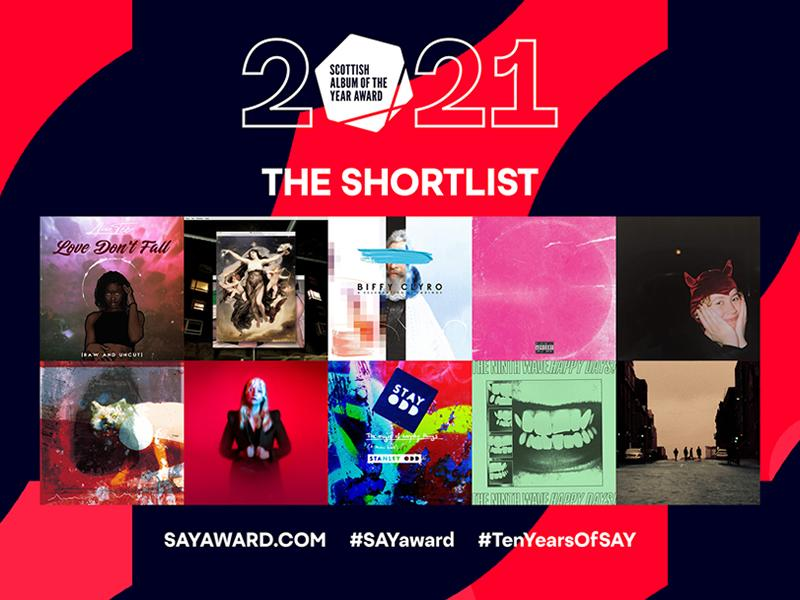 The Say Award announce the 2021 shortlist