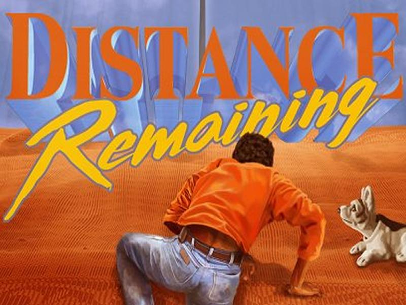 Online Screening: Distance Remaining