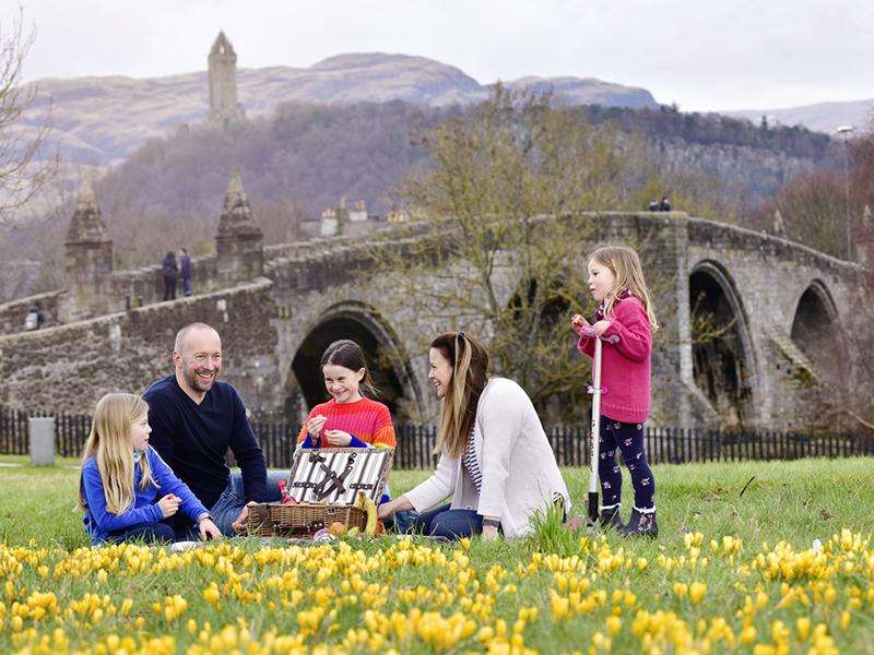 New Forth Valley Food and Drink Picnic Trail