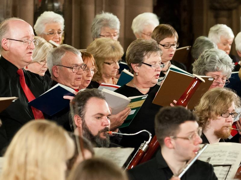 Thomas Coats Memorial Choral Society Annual Concert - CANCELLED