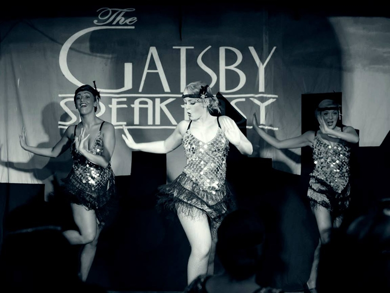 The Gatsby Speakeasy 'Festive Soirée'