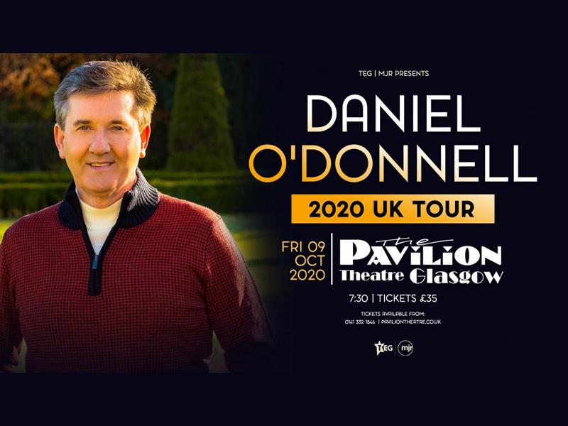 Daniel O'Donnell - CANCELLED