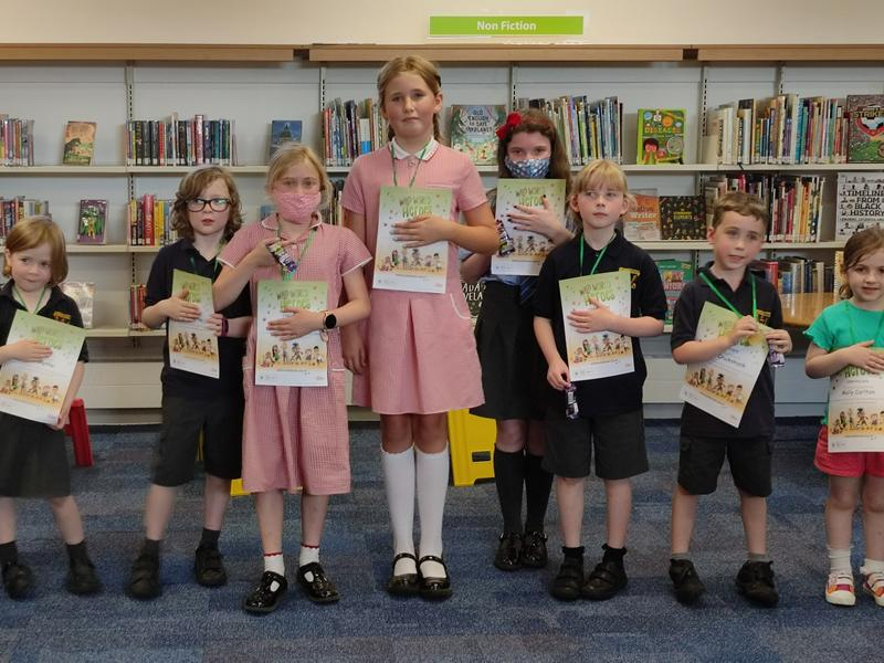 East Renfrewshire readers celebrate Summer Challenge success